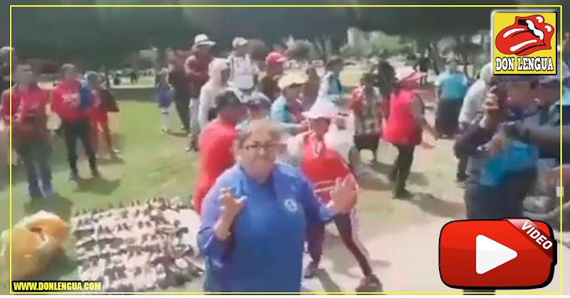 Buhoneros venezolanos fueron salvajemente atacados en Ecuador
