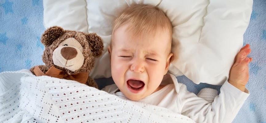 Tips Mengatasi Bayi yang Menangis Secara Terus Menerus