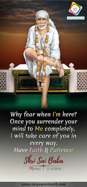 Shirdi Sai Baba Blessings - Experiences Part 2886