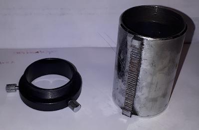 Celestron First Scope focuser tube parts
