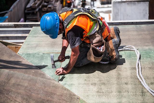 إعلان عن توظيف عمال في شركة (Spa knc construction)