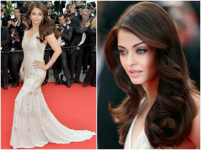 Aishwarya Rai in Roberto Cavalli – 'The Search' Cannes Film Festival Premiere