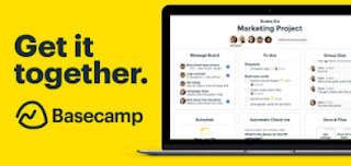aplikasi basecamp bisa membantu anda saat harus bekerja dari rumah