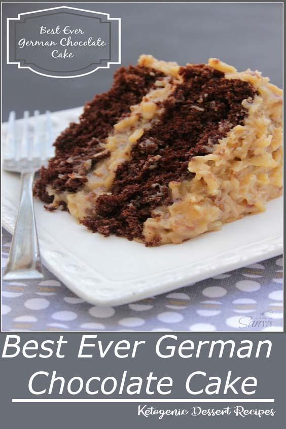 Best Ever German Chocolate Cake - Dinner Recipes Chicken ...