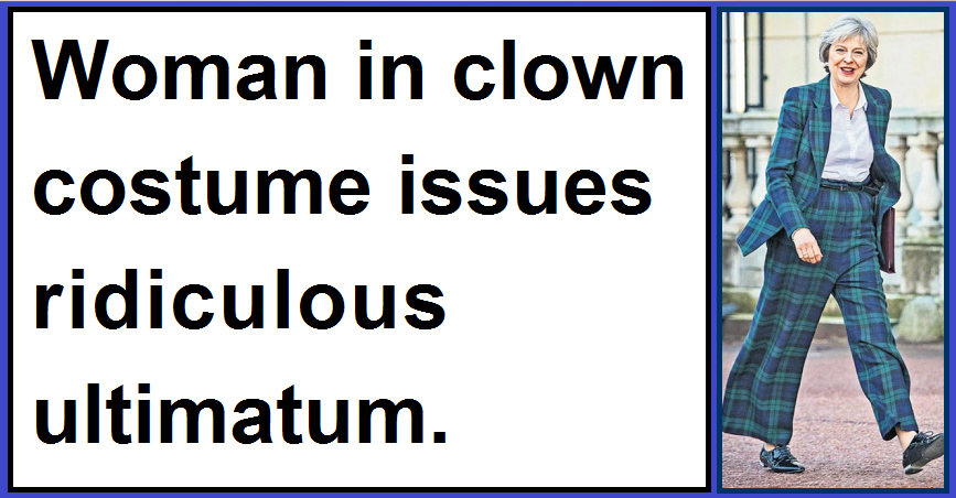 [Image: Woman%2Bin%2Bclown%2Bcostume%2Bissues%2B...imatum.png]