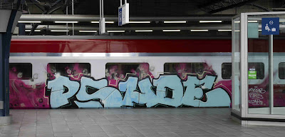 thalys graffiti