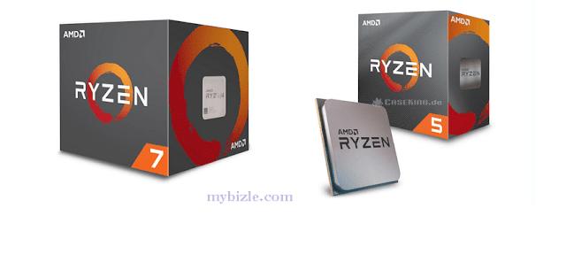 Ryzen 7 2700x versus Ryzen 5 3600