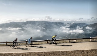 Roadcycling in Montseny Barcelona