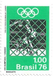 Selo basquete nos Jogos Olímpicos de Verão de 1976