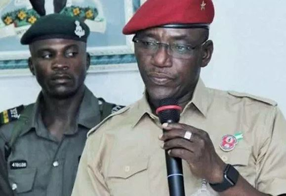 OMG! Sports Minister Dalung Makes Own Blunder - Says Argentina Is A Member Of Nigerian FA (Watch Video)