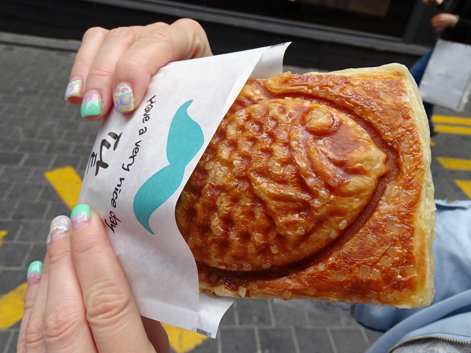 Croissant Taiyaki Seoul South Korea A Traveling Foodie S