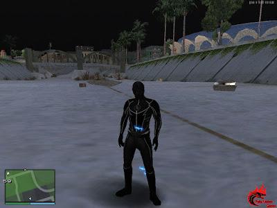 GTA San Andreas Zoom Super Fast Power Mod