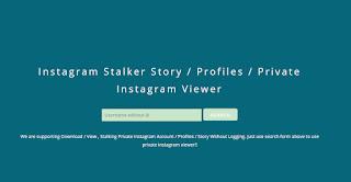 cara melihat instagram yang diprivate
