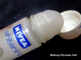 Nivea Whitening Deodorant Fairer Underarms Review