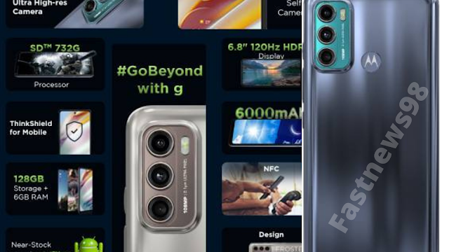 Motorola G60 Best camera phone under 20000