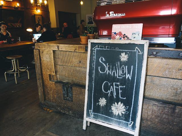 スワロー・カフェ(Swallow coffee)