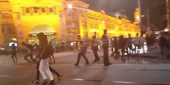 melting pot boils over in australia but the race riot