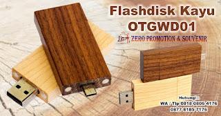 Flashdisk OTG Kayu - OTGWD01