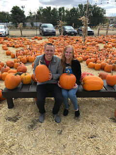 Pumpkin patch in Draper Utah
