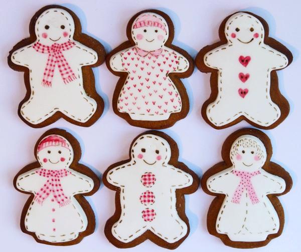 8 Gingerbread Men Decorating Ideas