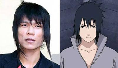Babang tampvan kembaran Sasuke nih