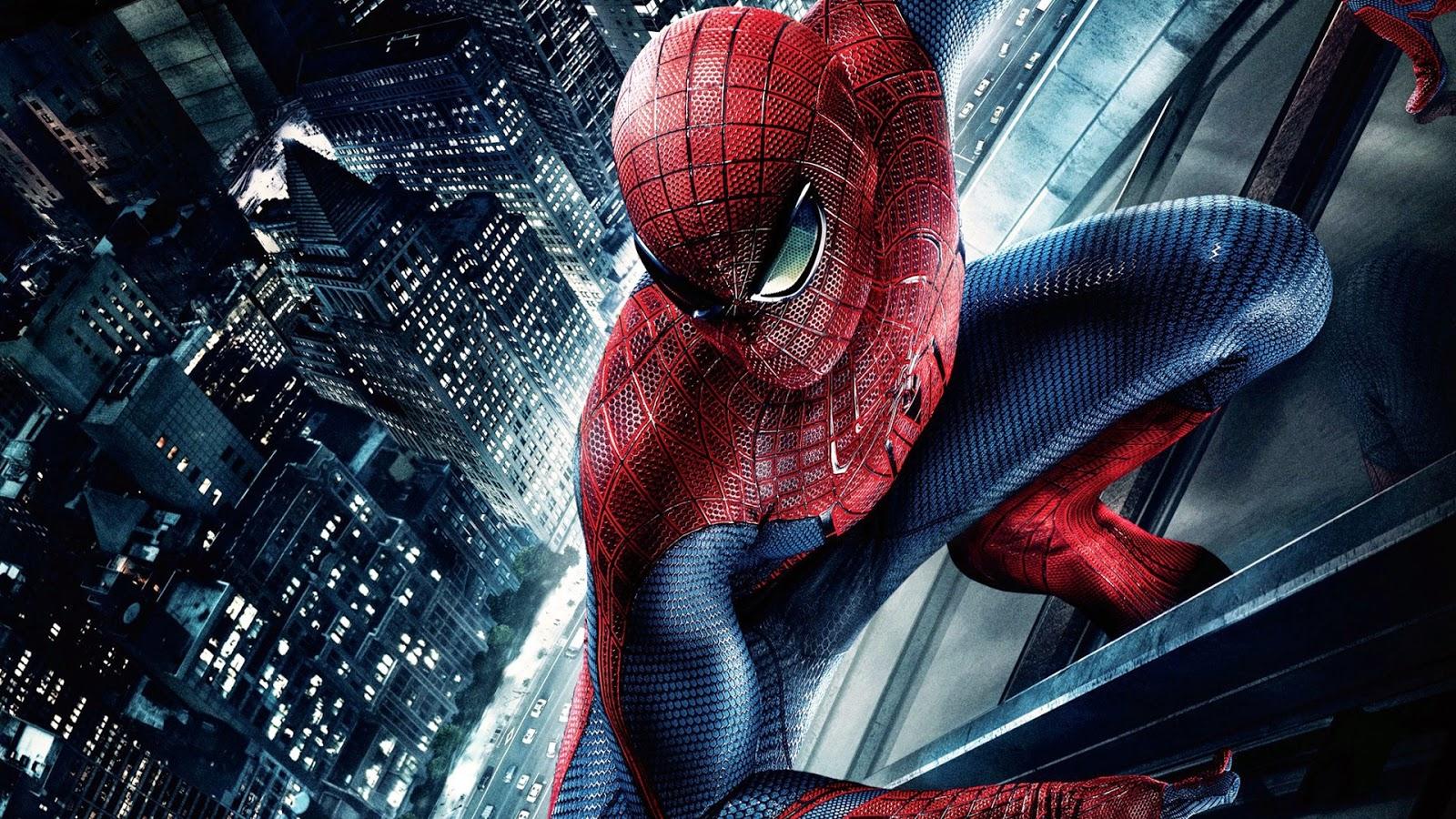 Share 5 ảnh bìa cỡ lớn Spider Man \u0026 Iron Man Dành cho PC
