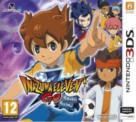 Rom Inazuma Eleven GO Shadow 3DS