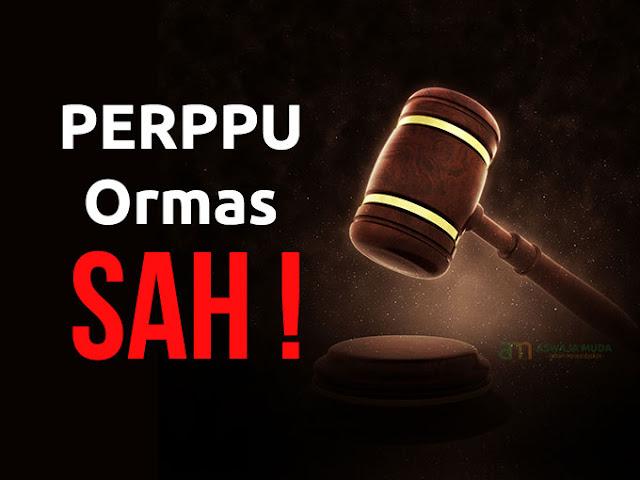 Bahtsul Masail Santri se-Jawa dan Madura Perbolehkan Pemerintah Terbitkan Perppu Ormas