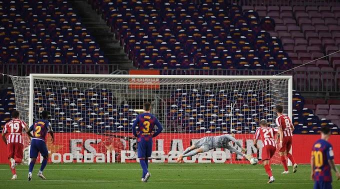 Barcelona 2 - 2 Atletico Madrid Full Match Video Highlight