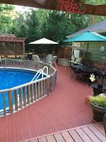 Greatmats patio outdoor tile pool deck