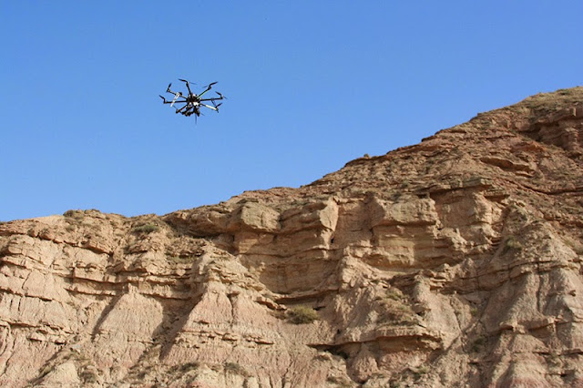 Drones for  Geology