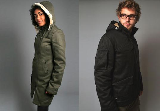 Mukiyi Express: winter clothing men