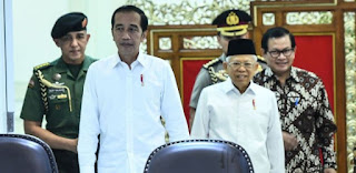 Relawan Jokowi Sudah Muak, Tanyakan Dimana Wapres dan Menterinya, Sampai Nyebut Benalu