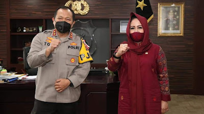 Anggota DPR RI Rezka Oktoberia Ajak Tokoh Sumbar Ikut Aksi JPS Bhakti Untuk Negeri