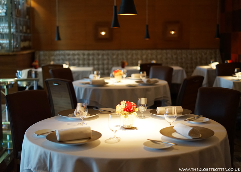 Dine at a romantic restaurant