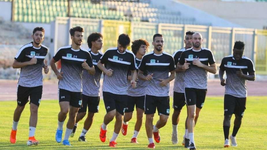 نتيجة مباراة المصري البورسعيدي والجونة بتاريخ 29-01-2020 الدوري المصري