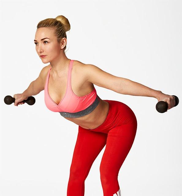 التمارين للحصول على صدر جميل وجذاب