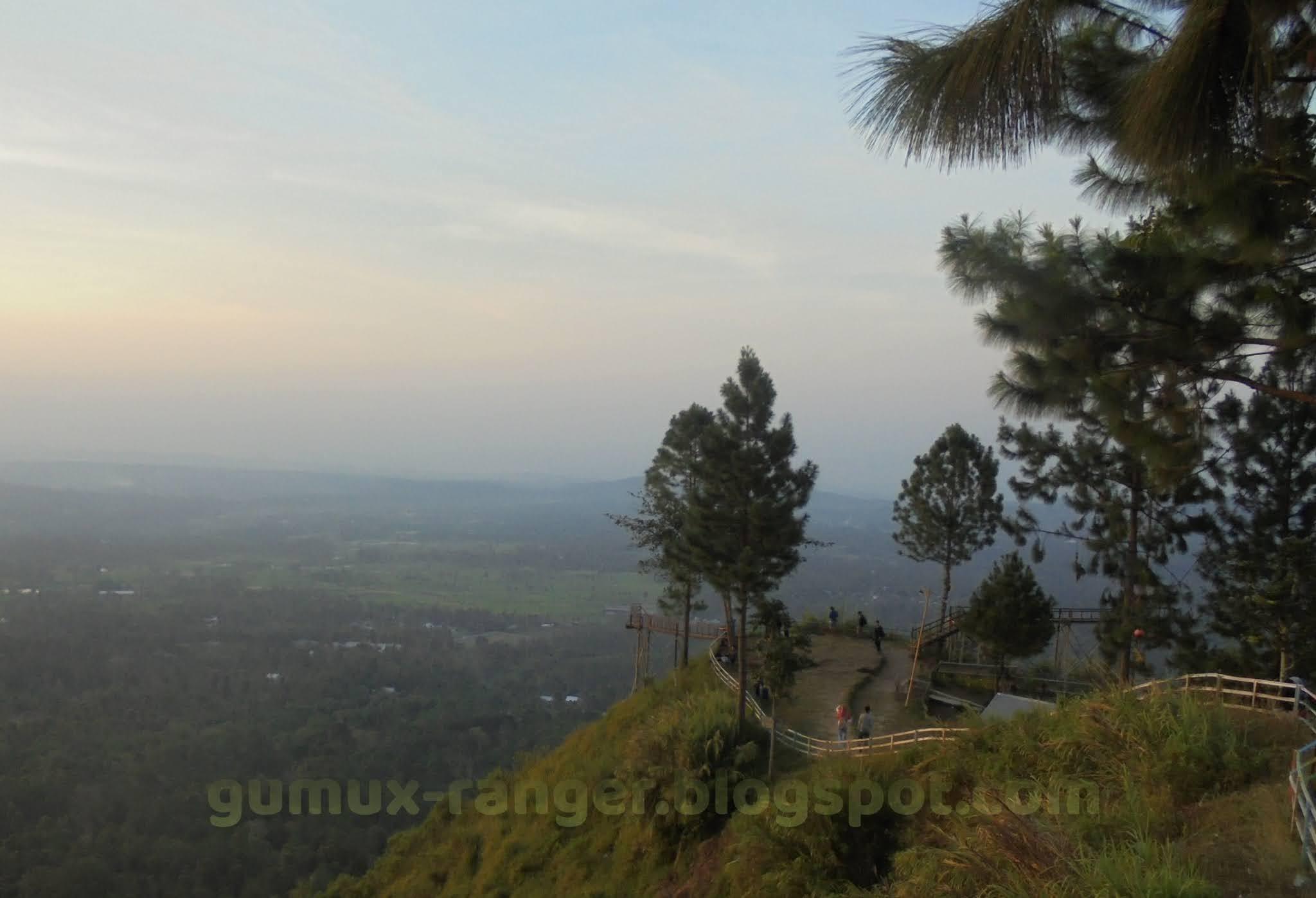 Bukit Tangkeban Highland Camp Favorit di Pemalang Selatan