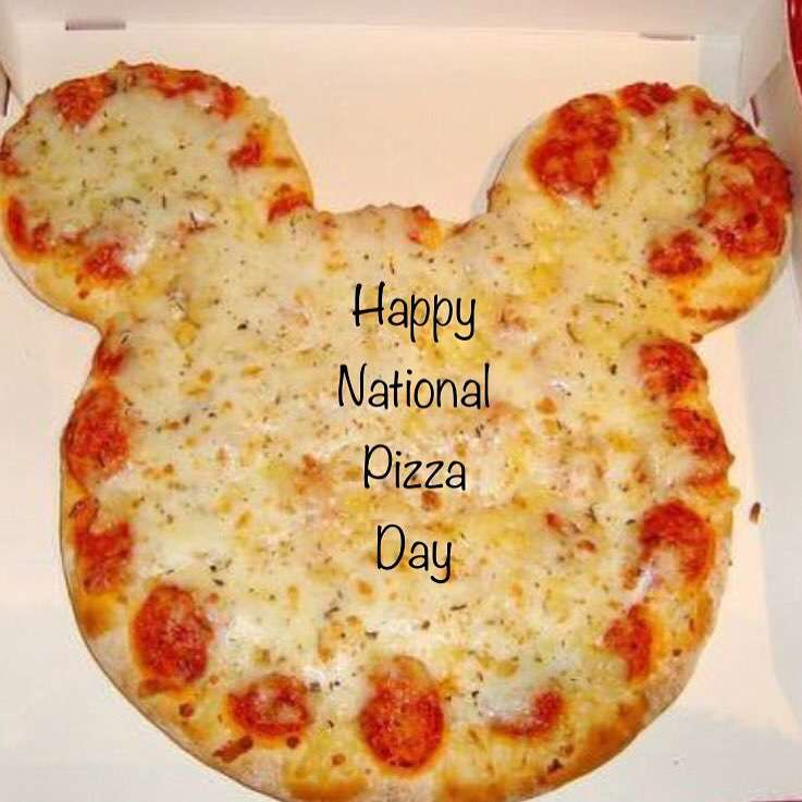 National Pizza Day Wishes for Instagram