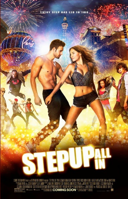 Step Up All In (2014) movie review by Glen Tripollo