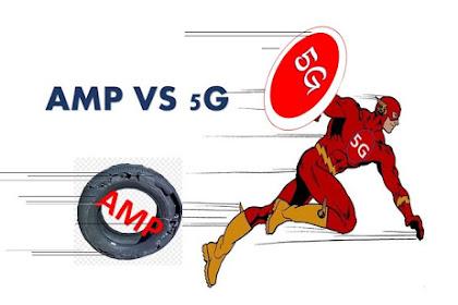 AMP VS 5G, APA SIH GUNANYA AMP?