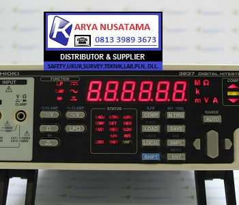 Jual Digital Multimeter Hioki 3237 3.3 ms/sample di Papua