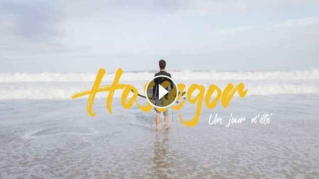 Hossegor Un jour d été