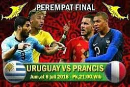 Top Skor Sementara Piala Dunia 2018 (4Juli 2018)