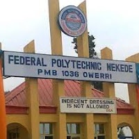 Federal Polytechnic Nekede Fees Payment Procedure – 2016/2017