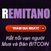 Hướng dẫn đầu tư Bitcoin trên sàn giao dịch Remitano