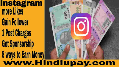 Earn money on Instagram