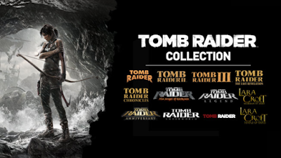 TOMB RAIDER 9IN1 COLLECTION