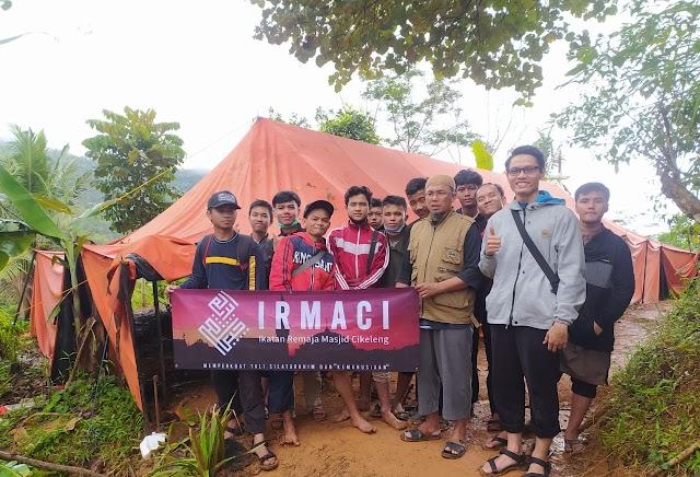 Ikatan Remaja Masjid Cikeleng (Irmaci), Peduli Umat Dan Salurkan Bantuan