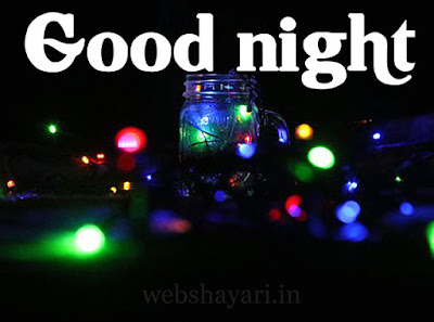 stylish good night image hd